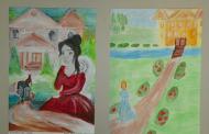 Mažeikių savivaldybėje – moksleivių piešinių paroda
