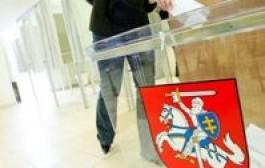 Žinomi partijų numeriai balsavimo biuleteniuose