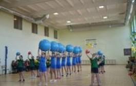 Laukuvos Norberto Vėliaus gimnazijoje atidaryta sporto salė
