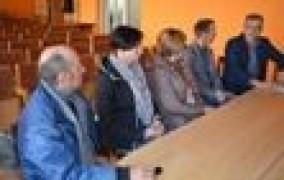 Pokalbis su kandidatais į seniūnaičius Akmenės seniūnijoje