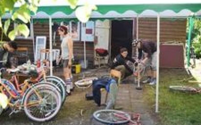 Drevernoje – inovacijas ir menus jungianti stovykla vaikams