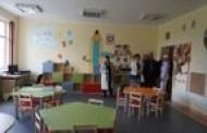Artėjant rugsėjui Kretingos rajono savivaldybės vadovai apsilankė rajono mokyklose ir darželiuose