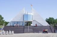 Preilos gelbėjimo stotis – tarp geriausių šalies rekreacinės architektūros kūrinių