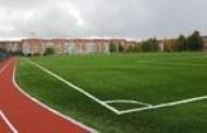 Pietinėje Klaipėdos miesto dalyje – du atnaujinti sporto aikštynai