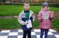 Mažųjų šachmatininkų triumfas Kaune