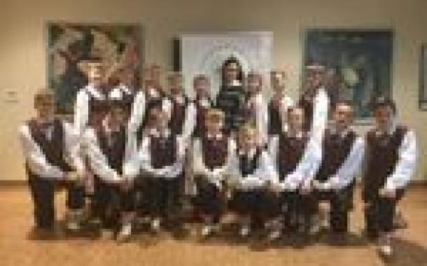 """""""Lokystos"""" pasiekimai tarptautiniame šokių konkurse-festivalyje """"Allegro 2017"""""""