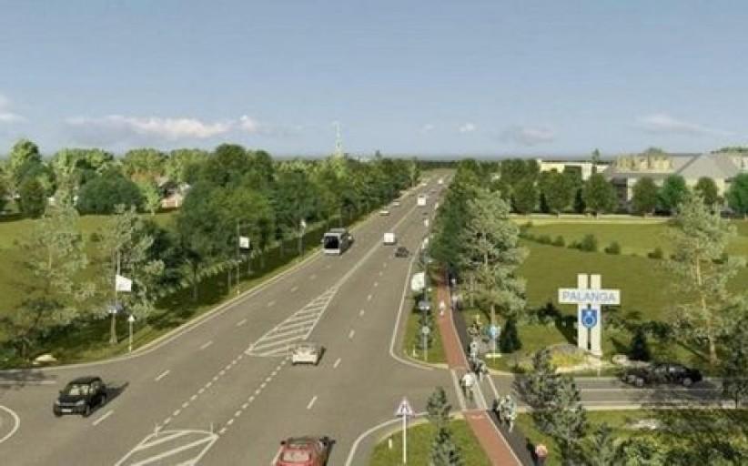 Palangiškių ilgai lauktas projektas bus įgyvendintas – kurortas vartus atvers dar plačiau