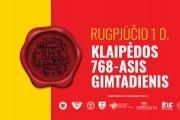 Klaipėdos miesto 786-asis gimtadienis