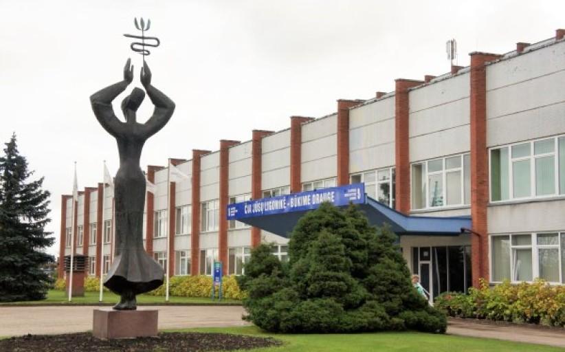 Ruošiamasi Universitetinės ligoninės ir Kūdikių namų atnaujinimui
