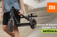 """Xiaomi Mi Electric Scooter Pro 2"" apžvalga [VIDEO]"
