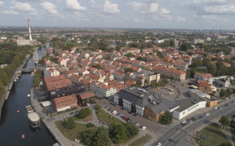 Klaipėdos senamiestyje bus atnaujintos penkios gatvės