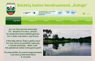 """Batakių kaimo bendruomenė """"Aukaja"""" ieškodama grįžtamojo ryšio sukūrė tinklaraštį"""