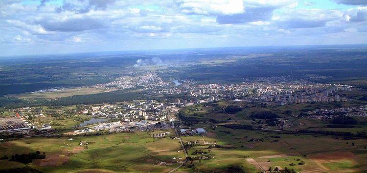 Alytus – Dzūkijos (Dainavos) regiono sostinė
