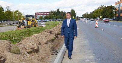 Pokyčiai Telšių mieste: nauji pėsčiųjų ir dviračių takai bei rekonstruotos gatvės