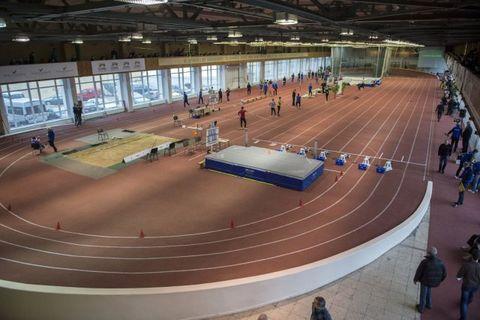 Gargžduose prasidėjo Lietuvos jaunučių lengvosios atletikos pirmenybės