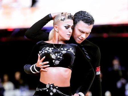 Lietuvos šokėjai – tarptautinių varžybų Vokietijoje finalininkai