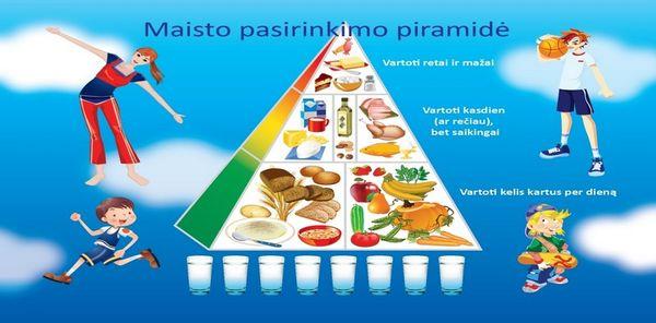 Ministras A. Veryga kviečia maisto gamintojus labiau rūpintis žmonių sveikata