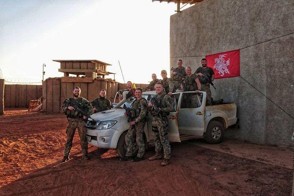 Iš operacijos Malyje grįžę kariai bus sutikti Šiauliuose