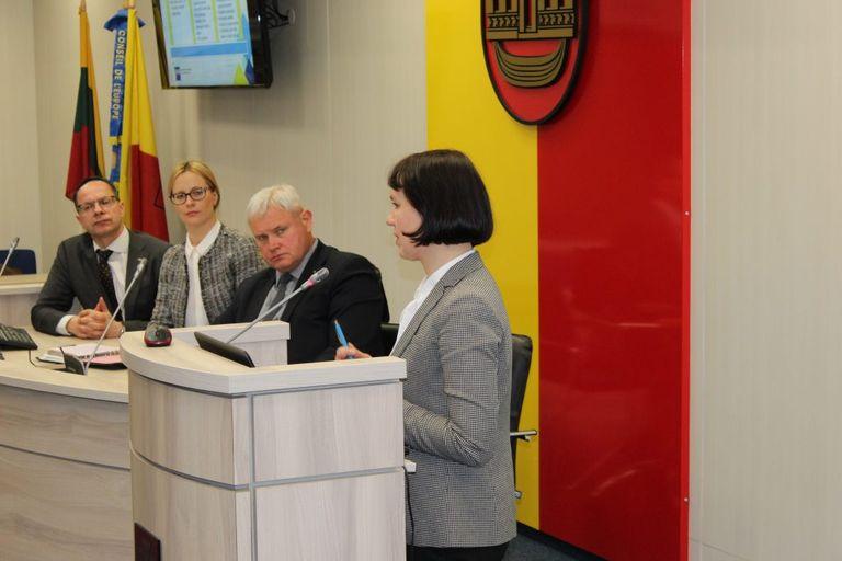 Klaipėda sieks išnaudoti ryšių su Vokietija potencialą