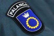 Padėkota paslaugiam Palangos policijos pareigūnui