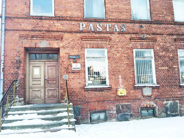 Dėl situacijos Priekulėje kreipiamasi į Lietuvos pašto vadovybę
