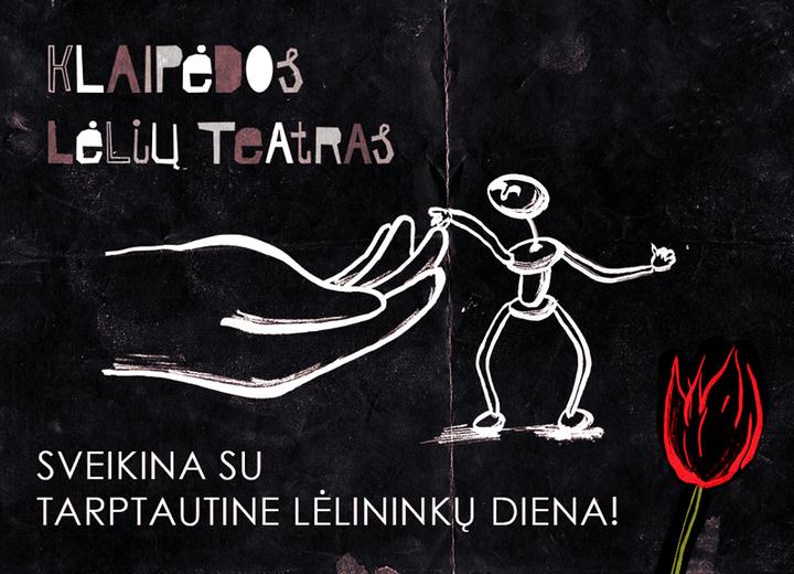 Tarptautinę lėlių teatro dieną lėlininkai minės Klaipėdoje