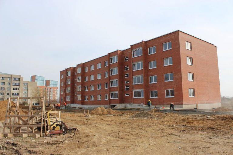 Socialinio būsto fondo plėtra: Klaipėda vėl ruošiasi statyboms