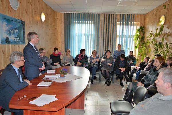Skalvijos vaikų globos namų ateitis priklausys ne tik nuo savivaldybės