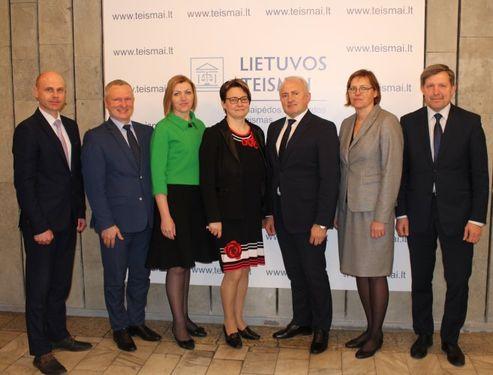 Pristatoma Klaipėdos regiono teismų 2017 metų apžvalga