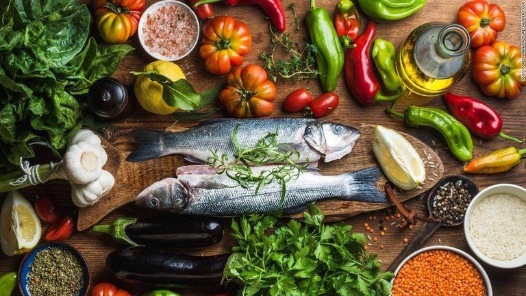 Lietuvos gyventojams gali būti naudinga Viduržemio jūros dieta