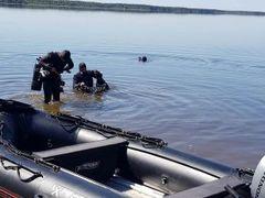 Šią savaitę Rėkyvos ežere dirba narai
