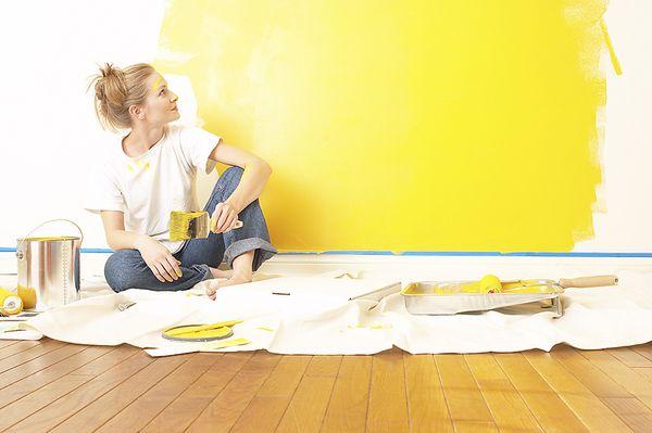 Dažai sienoms: kaip išsirinkti tinkamiausią spalvą?