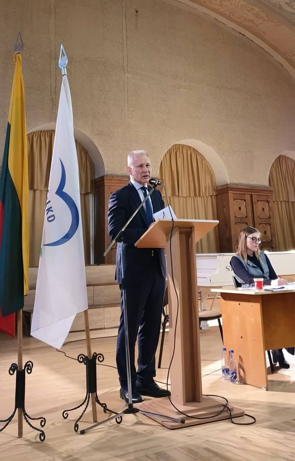 Klaipėdos miesto konservatorių lyderiu išrinktas buvęs kariuomenės vadas A. Pocius