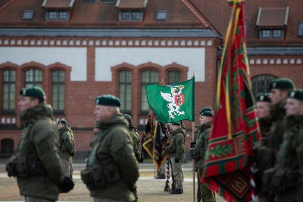 """Motorizuotoji pėstininkų brigada """"Žemaitija"""" – keturi metai nuo idėjos prie realybės"""
