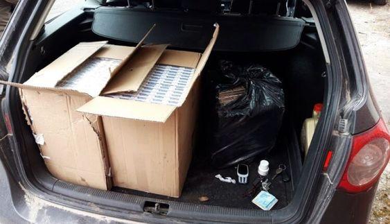 Uždarytoje Klaipėdos turgavietėje plungiškis įsirengė kontrabandos sandėlį