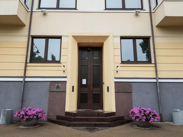 Į Klaipėdos miesto savivaldybę – pasimatavus temperatūrą