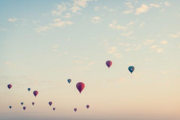 Skrydis oro balionu: viskas, ką reikia žinoti