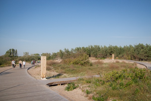 Melnragės parkas Klaipėdoje