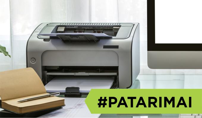 5 svarbiausi dalykai, kurių negalima pamiršti renkantis spausdintuvą mokiniui