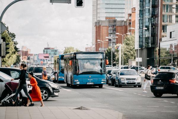 Transporto srautus reguliuosianti moderni sistema Klaipėdoje – jau kitąmet