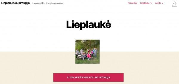 """Asociacija """"Lieplaukiškių draugija"""" mažina narių skaitmeninę atskirtį"""